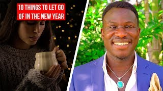 10 Things To Let Go of In The New Year