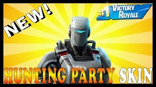 NEW Hunting Party Skin in FORTNITE - WEEK 7 CHALLENGES is OUT! // Playing With SUBSCRIBERS