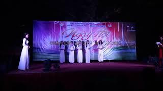 Phần thi: Nữ sinh duyên dáng KTKH-2017