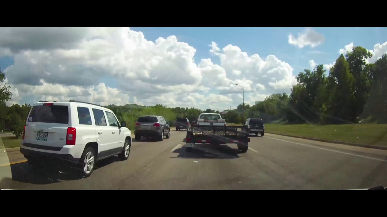 Driving From Kansas City MO To Joplin On US 71
