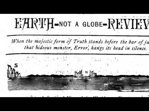 Historical Proof that the Flat Earth Movement is no Atheist Psyop...