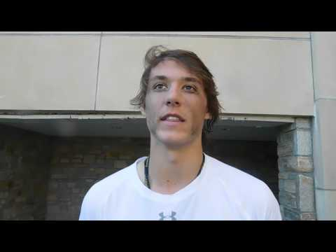 Loyola lacrosse Cole Williams 041616