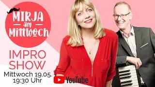 Mirja Regensburg & Paul Hombach – ImproShow