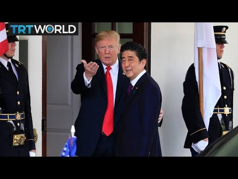 Japan and US hold first round of trade talks   Money Talks