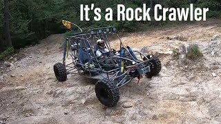 First Off Road Test of the VF1000 Buggy