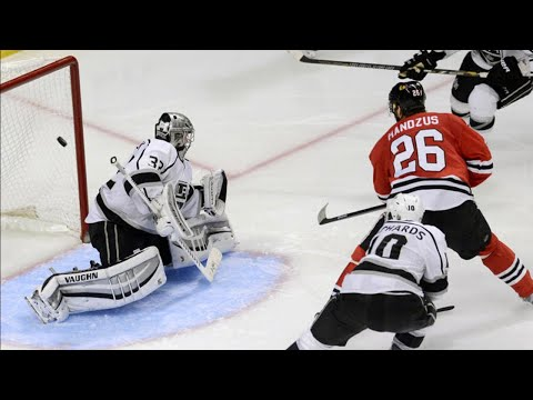 Every Chicago Blackhawks Playoff Overtime Goal since 2009