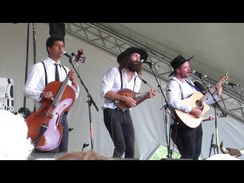 2016 Winnipeg Folk Festival - The Dead South - Gunslinger's Glory