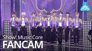예능연구소 직캠 NCT 127 - Intro + Kick It, NCT 127 - Intro + 영웅英雄 @Show!Core 20200328