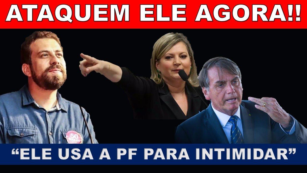 URGENTE! BRIGA FEIA PELAS PREFEITURAS FAZ BOLSONARO USAR PF CONTRA CANDIDATO!