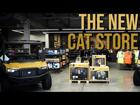 Discussing Caterpillar's New Retail Strategy With Alex Stokman Of Cat