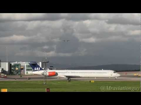 Manchester Airport Compilation | 11th & 12th April | Music Edit.