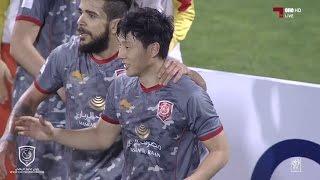 الهدف | العربي 0 - 1 لخويا | QSL 16/17