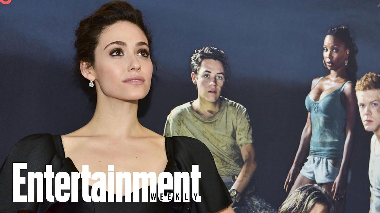 Emmy Rossum Announces She's That She's Announces Leaving 'Shameless' | News Flash 2ec468