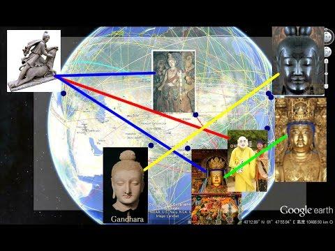 2078(2)Mithraism in Asiaアジアの中のミトラ教・謎の密教byはやし浩司Hiroshi Hayashi