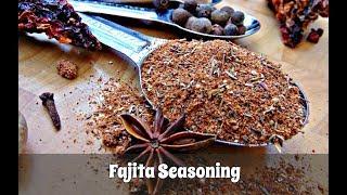 How to Make Fajita Seasoning - Fab Flavours For Your Tex-Mex Fajita Recipes | #111