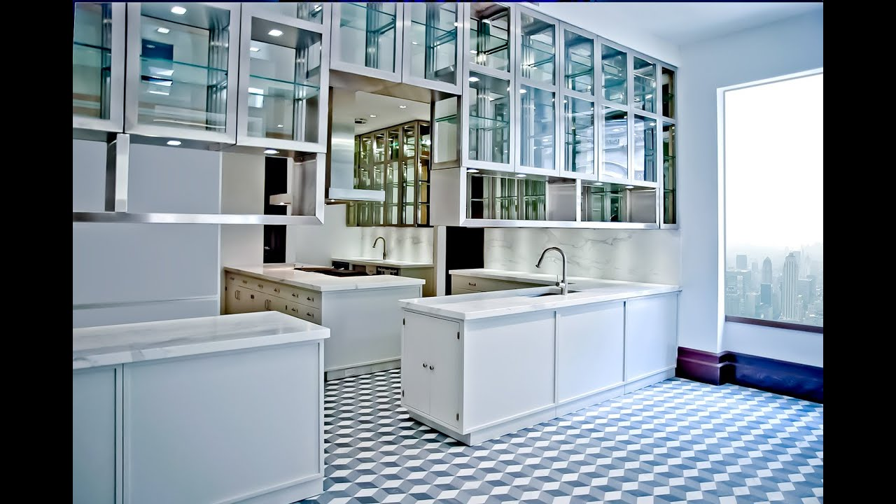 Metal Kitchen Furniture Metal Kitchen Cabinets Youtube