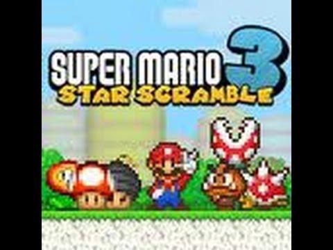 Super Mario Star Scramble 3 - Play Super Mario Star Scramble 3 Online at
