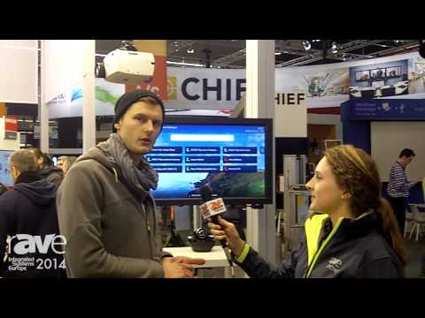 ISE 2014: Renee Chats with COMM-TEC