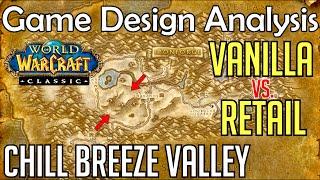 Vanilla vs. Retail | Classic Vanilla WoW Game Design Analysis World of Warcraft