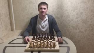 Шахматы. Обучение. Уроки от Сергея Алексеева