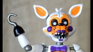New Sister Location Funko Action Figures Review