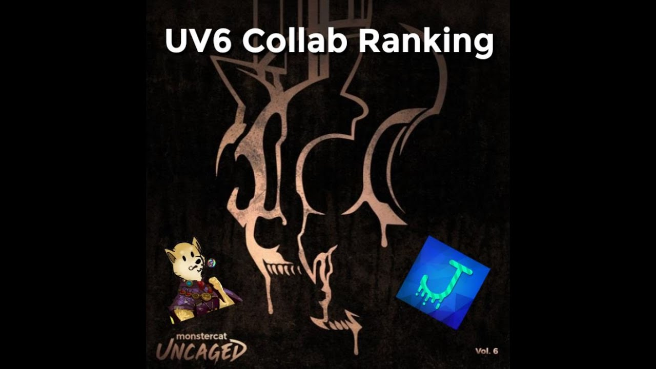 Collab Ranking of Monstercat Uncaged Vol  6 (w/Jeffdev & Oncill)