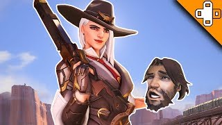 Ashe Gets Her REVENGE! Overwatch Funny & Epic Moments 662