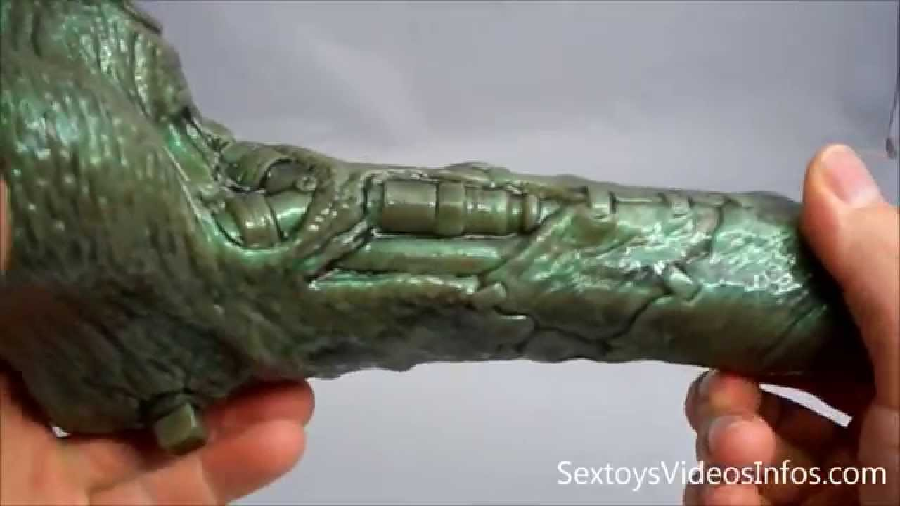 Homemade Silicon Dildo 109