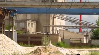 Погрузка песка на силикатном заводе города Тверь(, 2013-07-05T00:07:54.000Z)