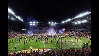 Playoff Home leg: ASTON VILLA 0-0 MIDDLESBROUGH || 15/5/18 || WE\'RE GOING TO WEMBLEY!