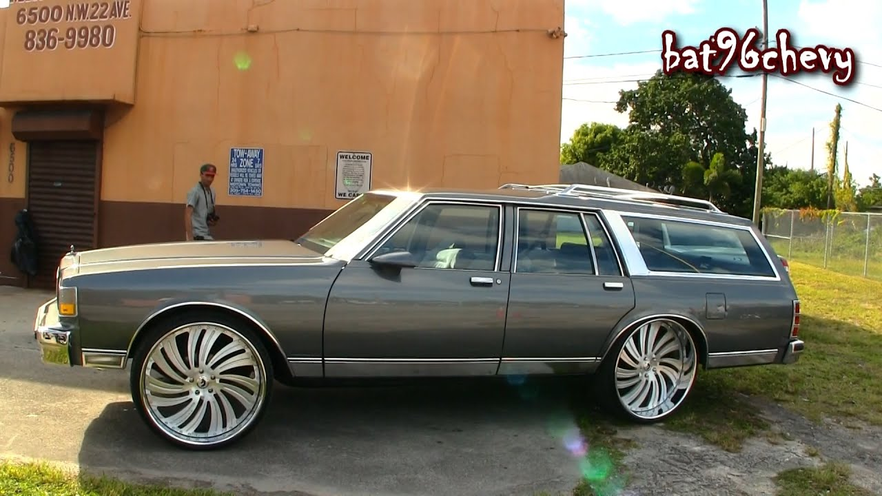 Caprice Wagon For Sale | The Wagon