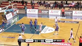 Maç Özeti: Gaziantep Basketbol - BEST Balıkesir