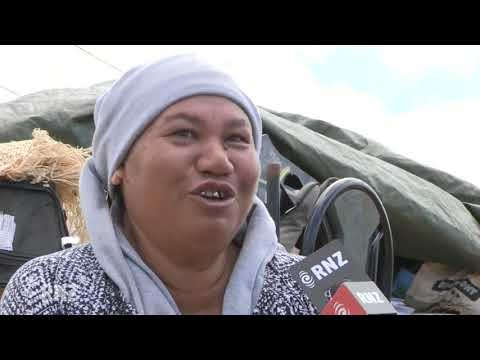 Families in evacuation centres in Tonga a week on from Cyclone Gita