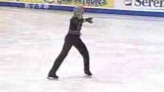 プルシェンコ 2003年カルメン(予選)日本語実況