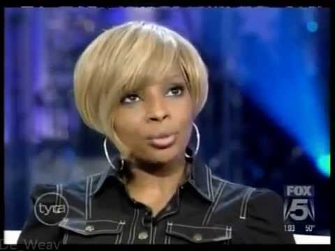 Mary J. Blige - Tyra Banks(Growing Pains Era)