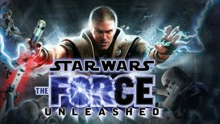 Star wars force unleashed Xbox one part 4