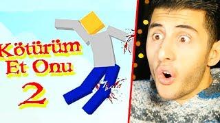 ADAM PATLATMA OYUNU!! (Kötürüm Et Onu 2)