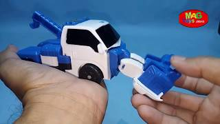 TRANSFORMERS CAR TOBOT MINI ZERO