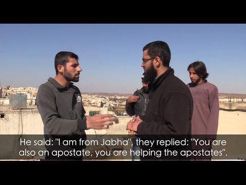 ISIS Affiliate in Hama kills Dozens