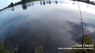Летняя рыбалка на щуку и окуня на ультралайт(Летняя рыбалка на щуку и окуня на ультралайт Группа Вконтакте видео канала Сан Саныча - https://vk.com/sasha4e Мужик..., 2015-12-23T10:00:01.000Z)