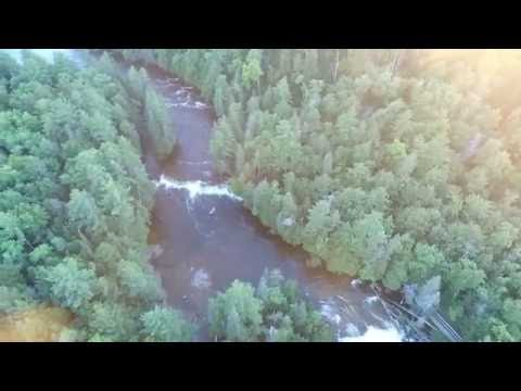 Tahquamenon Falls State Park Lower Falls