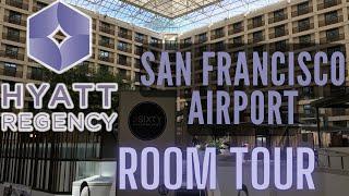 Hyatt Regency, SAN FRANCISCO Airport, Standard King Room