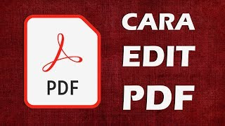 Cara Mengedit File PDF Dengan Mudah & Cepat, 100% Work PASTI BERHASIL! screenshot 4