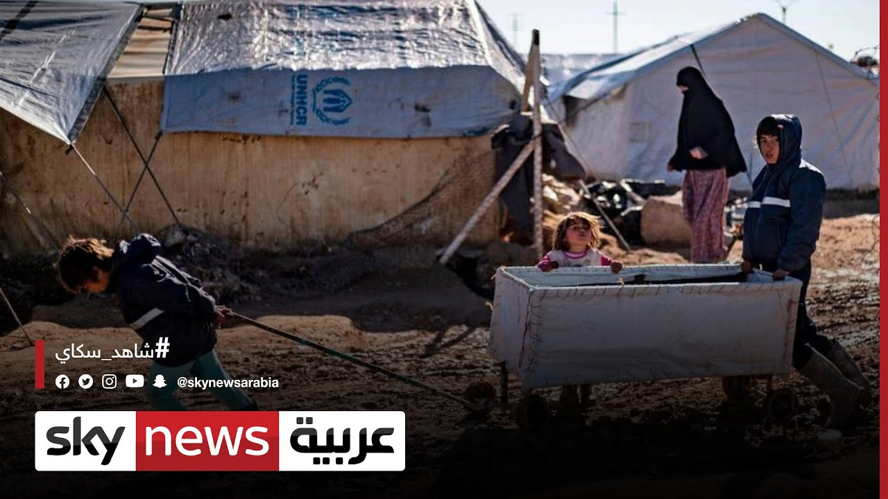 سوريا.. الأمطار تضرب مخيمات النازحين في إدلب  - 13:59-2021 / 3 / 6