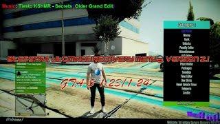 PS3 GTA 5 1.23/1.24 Recovery Mod Menu + Download