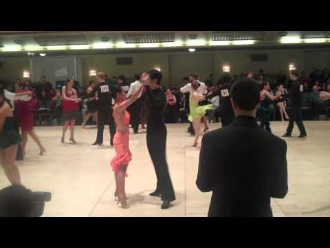 Gold Latin - Cha Cha - MAC 2011 (Eyad and Yo)