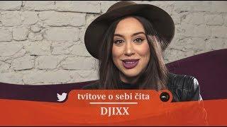 Djixx čita tvitove o sebi! | Mondo TV