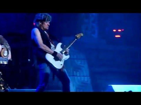 ron Maiden - Wasted Years live @ Ryogoku Kokugikan, Tokyo 20.04.2016 (1st night)