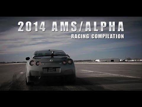 AMS ALPHA Racing 2014 Compilation