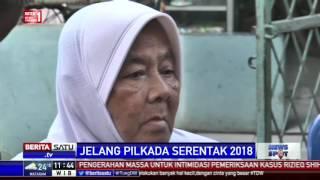 KPU Tetapkan Pilkada Serentak 27 Juni 2018